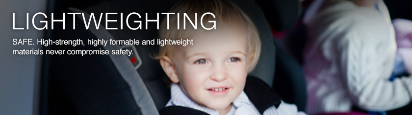 Lightweighting SAFE