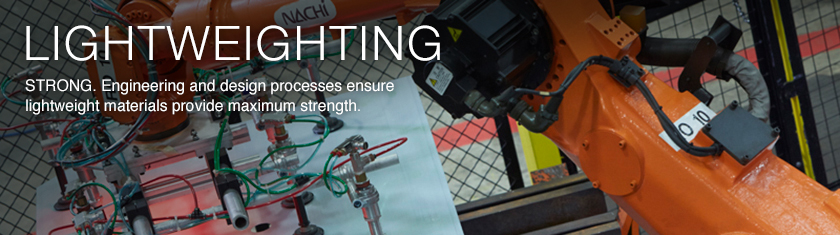 Lightweighting STRONG